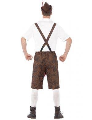 Brad Wurst Men's Hilarious Novelty Oktoberfest Costume