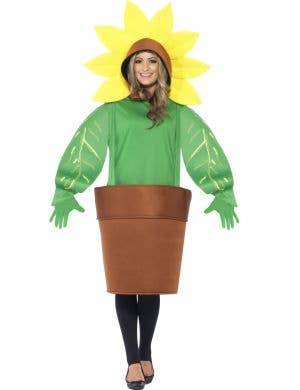 Sunflower Novelty Adults Costume