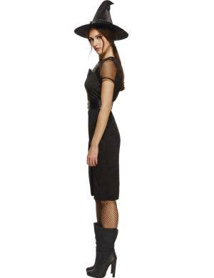 Enchanting Cat Witch Sexy Women's Halloween Costume
