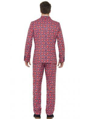 Union Jack Men's Stand Out Suit
