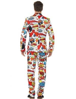 Comic Strip Men's Stand Out Suit