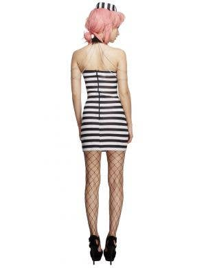 Fever Night Criminal Sexy Women's Costume