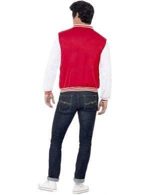 745d7e7a2 ... College Jock Letterman Jacket Men's 1950's Costume Jacket