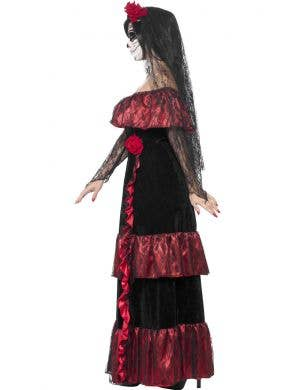 Dead Bride Women's Sugar Skull Costume