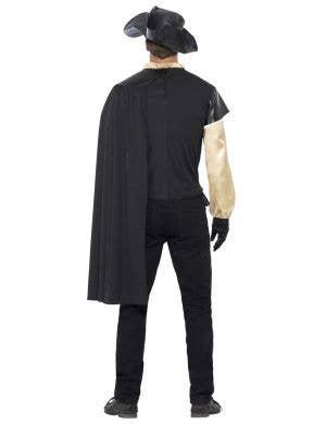 Plague Doctor Men's Masquerade Costume