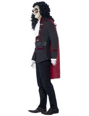 Venetian Highwayman Men's Masquerade Costume