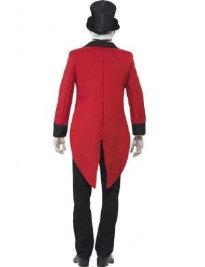 Sinister Circus Men's Ringmaster Halloween Costume