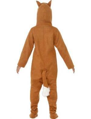 Fox Onesie Unisex Kids Costume