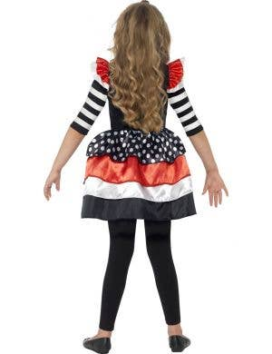 Skully Girl Kids Halloween Costume
