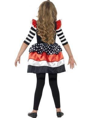 Skully Girl Kids Halloween Costume