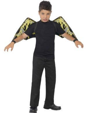 Glow in the Dark Halloween Bat Wings