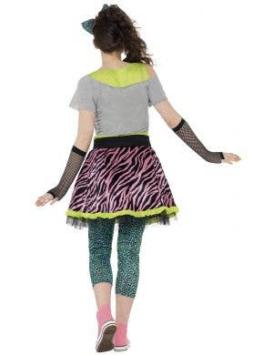 1980's Wild Child Teen Girls Costume