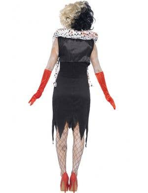 Zombie Evil Madame Women's Halloween Costume