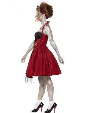 Ravening 1950's Housewife Women's Zombie Costume