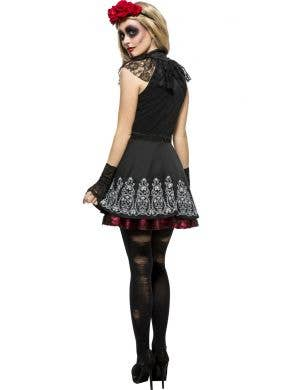 Darling Day of the Dead Sexy Women's Costume