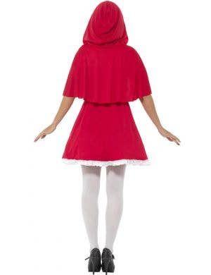 Little Red Riding Hood Women's Sexy Short Costume