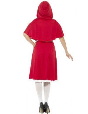 Cute Classic Red Riding Hood Women's Costume