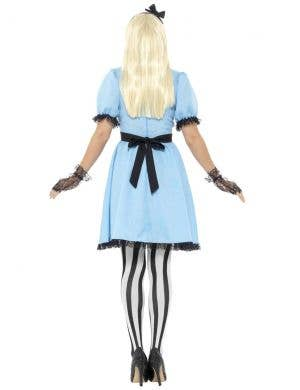 Tea Party Alice Women's Fancy Dress Costume