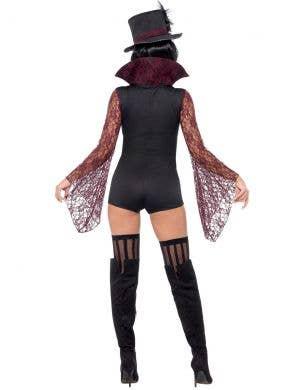 Alluring Vampire Women's Sexy Halloween Costume