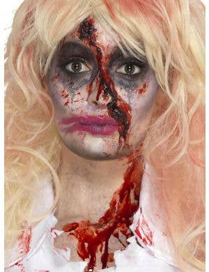 Zombie Nurse Halloween Make Up Kit