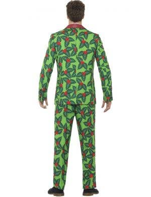 Holly Berry Men's Christmas Stand Out Suit