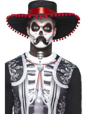 Day of the Dead Senor Bones Costume Makeup Kit