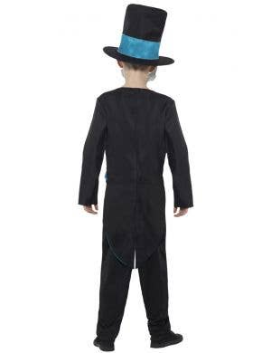 Day Of The Dead Boy's Groom Halloween Costume