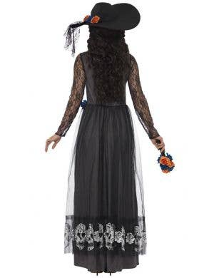 Day Of The Dead Skeleton Bride Women's Costume