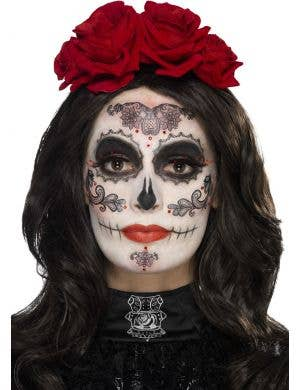 Day of the Dead Diva Women's Makeup Kit