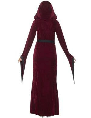 Medieval Vampiress Women's Halloween Fancy Dress Costume