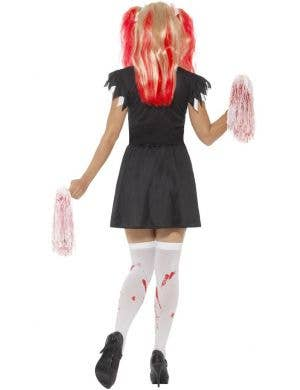 Satanic Zombie Cheerleader Women's Halloween Costume