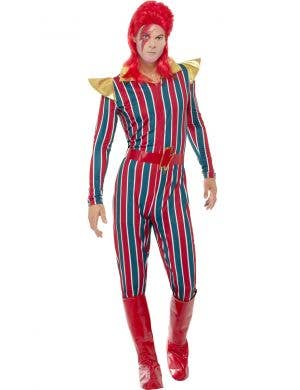 Space Superstar Men's David Bowie Costume