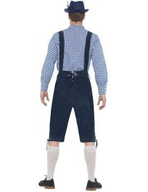 Traditional Rutger Men's Bavarian Oktoberfest Costume