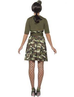 Combat Cadet Women's Sexy Army Costume