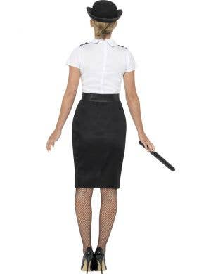 British Police Officer Women's Cop Costume