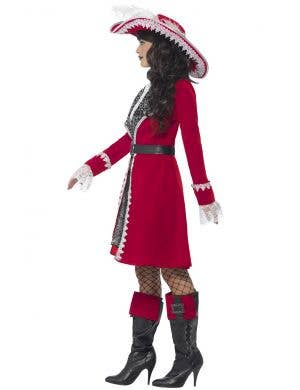 Authentic Pirate Lady Captain Women's Costume