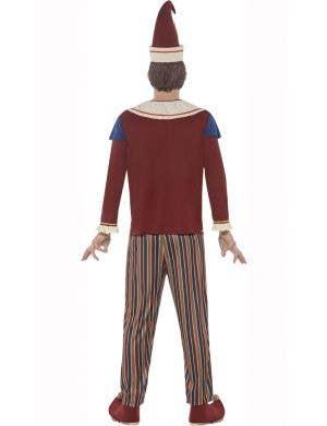 Possessed Punch Men's Puppet Costume