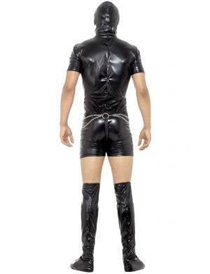 Bondage Gimp Bachelor Party Costume for Men