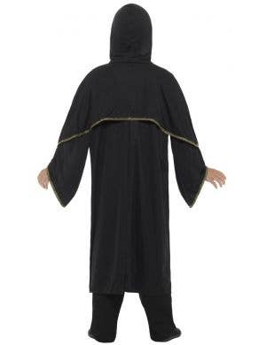 Magical Wizard Cloak Kid's Fancy Dress Costume