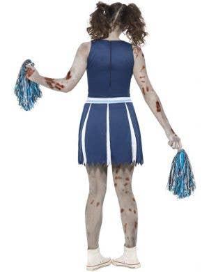 Zombie Cheerleader Teen Girl's Halloween Costume