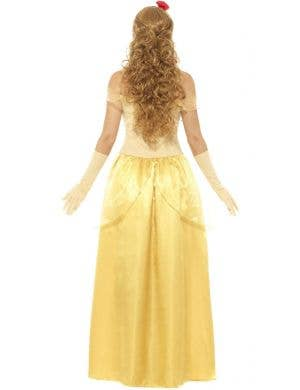 Golden Princess Women's Belle Fairytale Costume
