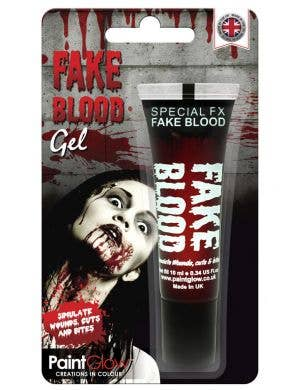 Thick Red Fake Blood Gel Halloween Special Effects