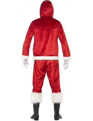 Jolly Santa Men's Christmas Fancy Dress Costume
