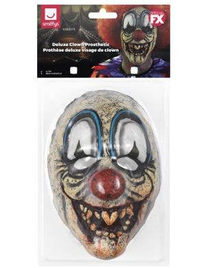 Deluxe Halloween Clown Horror Latex Prosthetic