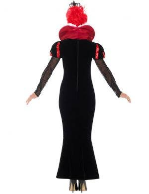 Baroque Dark Queen of Hearts Women's Costume