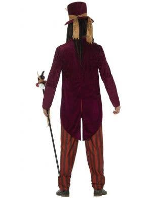 Deluxe Voodoo Witch Doctor Men's Halloween Costume