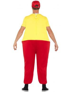 Tweedledee or Tweedledum Adult's Fancy Dress Costume