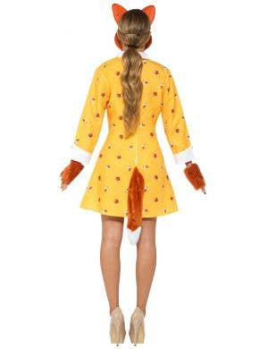 Mrs Felicity Fox Women's Roald Dahl Costume