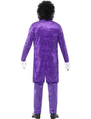 1980's Purple Musician Men's Prince Costume
