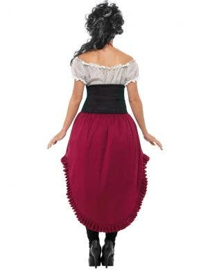 Victorian Slasher Victim Women's Halloween Costume